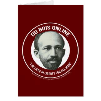 Du Bois Online Greeting Card