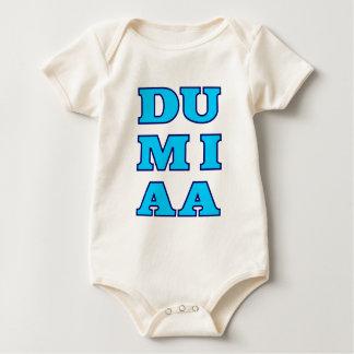 Du mi aa Du mich auch bayrisch Bavaria Baby Bodysuit