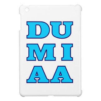 Du mi aa Du mich auch bayrisch Bavaria iPad Mini Cover
