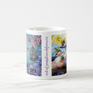 Dual Paintings Mug by Josephine DeFrancis
