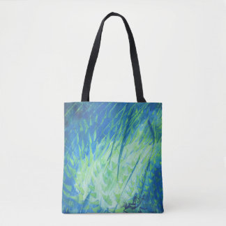 Dual Sided Art Print Bag