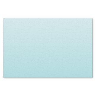 Dual Tone Light Blue Tissue Paper