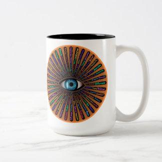 Duality and All Seeing Eye Mug