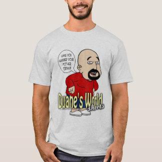 Duane's World Shorts BAM T-Shirt