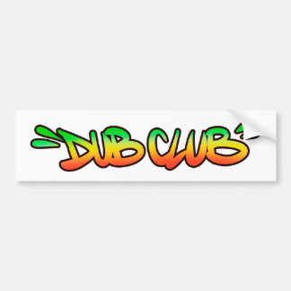 Dub Bumper Sticker