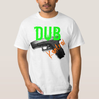 """Dub Control"" shirt"