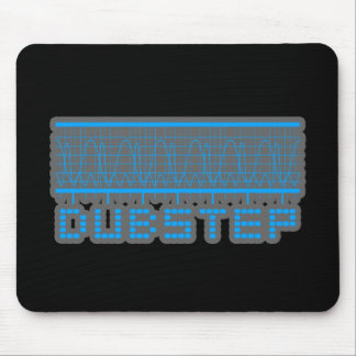 DUB STEP MOUSE PAD
