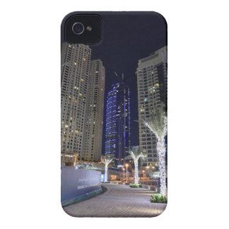 Dubai architecture at night Case-Mate iPhone 4 case