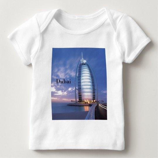 Dubai Burj Al Arab Hotel (by St.K) Baby T-Shirt