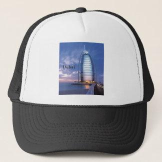Dubai Burj Al Arab Hotel (by St.K) Trucker Hat