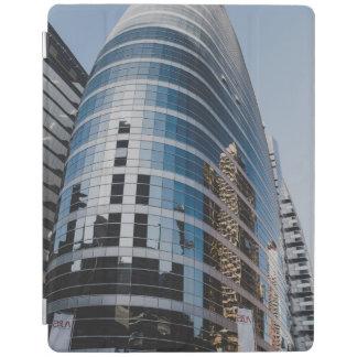 Dubai glass skyscraper iPad cover