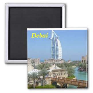 Dubai kitchen magnet