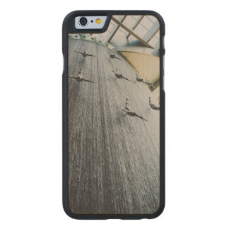 Dubai Mall water statues Carved Maple iPhone 6 Case