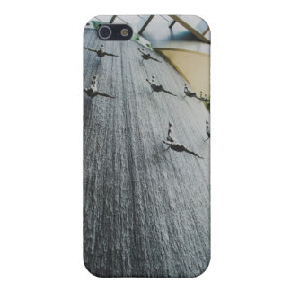Dubai Mall water statues Case For iPhone 5/5S