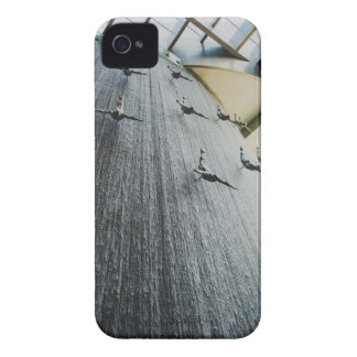 Dubai Mall water statues iPhone 4 Case