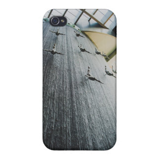 Dubai Mall water statues iPhone 4 Cover
