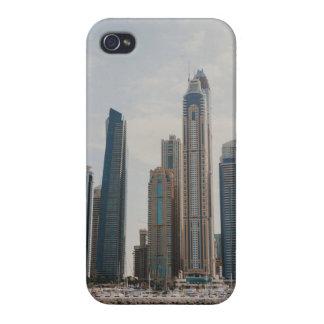 Dubai Marina architecture Case For iPhone 4