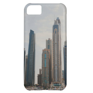 Dubai Marina architecture Cover For iPhone 5C