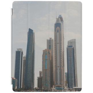 Dubai Marina architecture iPad Cover