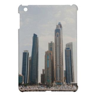 Dubai Marina architecture iPad Mini Cases