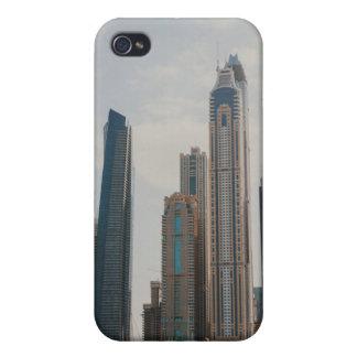 Dubai Marina architecture iPhone 4 Cases