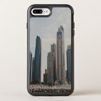 Dubai Marina architecture OtterBox Symmetry iPhone 7 Plus Case