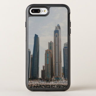 Dubai Marina architecture OtterBox Symmetry iPhone 8 Plus/7 Plus Case