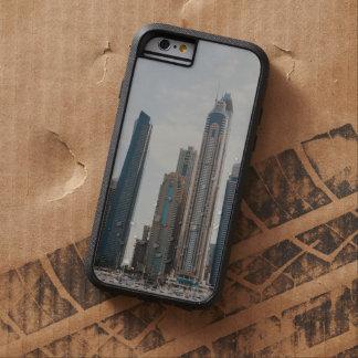 Dubai Marina architecture Tough Xtreme iPhone 6 Case