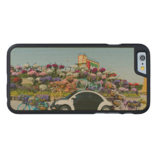 Dubai Miracle Garden car Carved® Maple iPhone 6 Slim Case