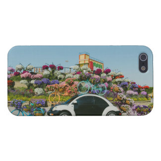 Dubai Miracle Garden car iPhone 5 Cases