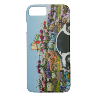 Dubai Miracle Garden car iPhone 7 Case