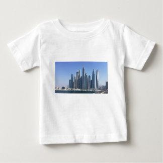 Dubai Sky Line Baby T-Shirt