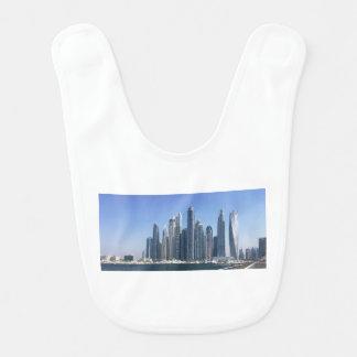 Dubai Sky Line Bib