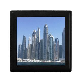 Dubai Sky Line Gift Box