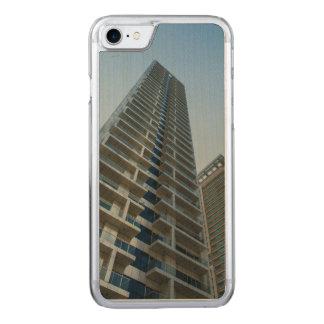 Dubai skyscrapers carved iPhone 8/7 case