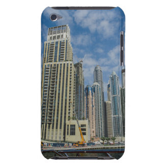 Dubai skyscrappers barely there iPod case
