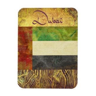 Dubai Souvenir Magnet