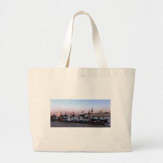 Dubai Spice Souk Large Tote Bag