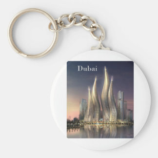 dubai Towers (by St.K) Keychain