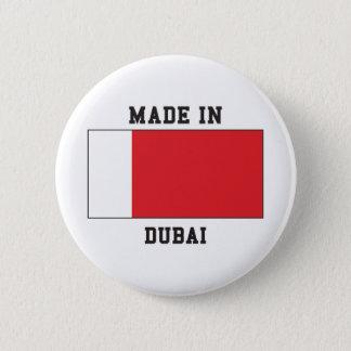 Dubai, UAE 2 Inch Round Button