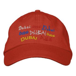 Dubai - United Arab Emirates Embroidered Hat