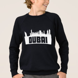 Dubai United Arab Emirates Skyline Sweatshirt