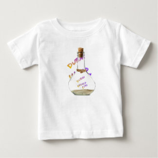Dubai world city, Water Bottle Baby T-Shirt
