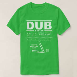 Dublin Airport DUB T-Shirt