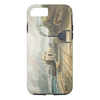 Dublin and Kingstown Railway: From the Footbridge iPhone 7 Case