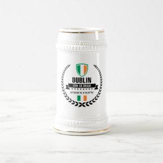 Dublin Beer Stein