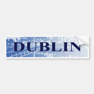 Dublin Bumper Sticker