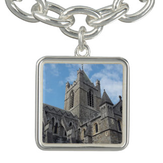 Dublin Christ Church Cathedral Charm Bracelet