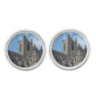 Dublin Christ Church Cathedral Cufflinks