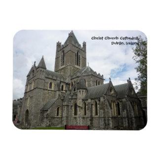 Dublin (Christ Church) Rectangular Photo Magnet
